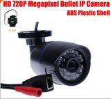 Waterproof Bullet IP Camera IR Outdoor