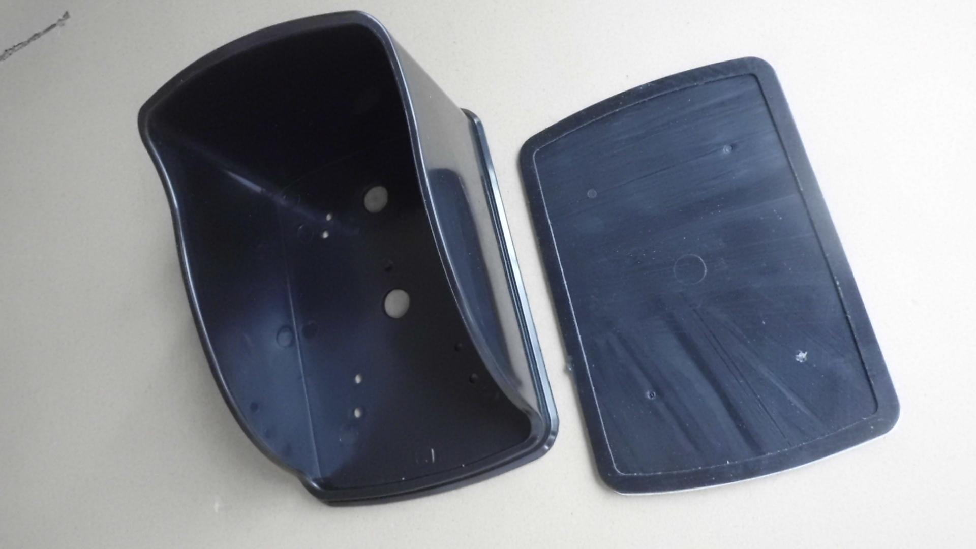 Plastic Rain Shield Protector For Gate Station Keypad